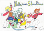 Pokemon Showdown by RoxasPikachu