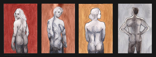 Metallic Series by LadyLombax