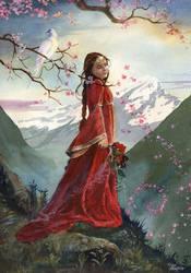 Astrid by Flingling