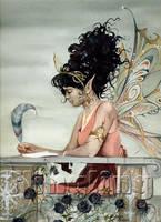 Fairywriter by Flingling