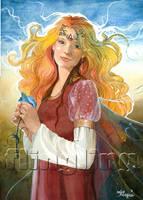 Dream Fairy by Flingling