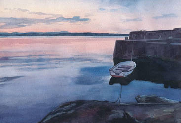 At the end of the day by Flingling