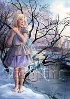 Frozen Fairy by Flingling