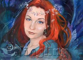 Titania by Flingling