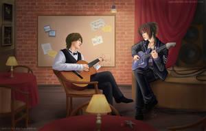 Guitar lesson by Seja-aka-Lita