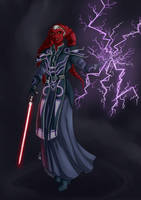 Sith inquisitor by Ioana-Muresan