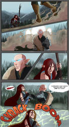 Commission Spoiled plans Page 1 by Ioana-Muresan