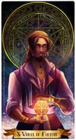 X- Wheel Of Fortune by Ioana-Muresan