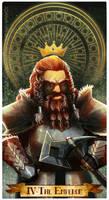 IV Thorbir - the emperor by Ioana-Muresan