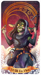Nott the brave -The moon by Ioana-Muresan