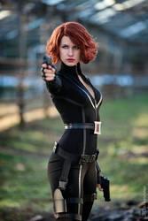 Agent Romanoff by Karenscarlet