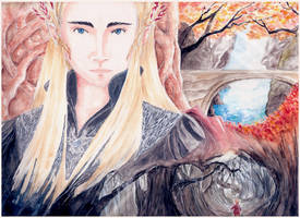 King Of Mirkwood by Naivara
