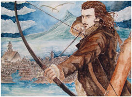 Bard The Bowman by Naivara