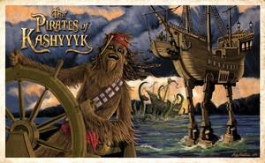 The Pirates of Kashyyyk by andyjhunter