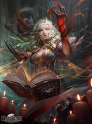 Morgana by StCygnus
