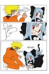 NarutoxLen cute by Shugokunisaki