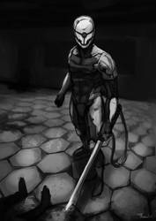 Gray Fox by Fridsiee