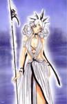 Goddess Nemesis- Black Star by Fei-chan