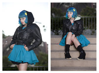 Ramona Flowers- v.6 outfit- 11 by AngelicPara