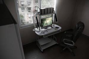 My 3D Room by djreko
