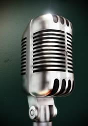Microphone by djreko