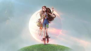 Hippie Girl by djreko