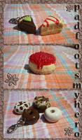 Summer Treats by padfootsmyhero