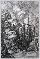 Rocks 22 by Bernardumaine