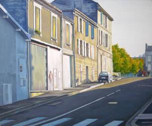 Urban landscape 3 by Bernardumaine