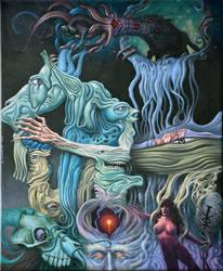 Dream of the Wizard / EC with Paul Carrick by Bernardumaine