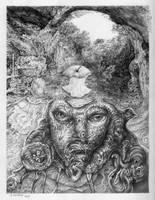 Exquisite corpse Jay Garfinkle /Bernard Dumaine by Bernardumaine