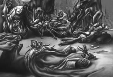 Helter Skelter by Bernardumaine
