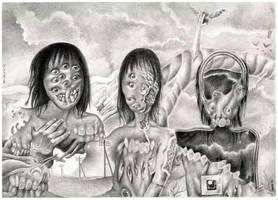 Watchers by Bernardumaine