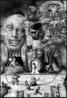 Symbiosis 3 by Bernardumaine