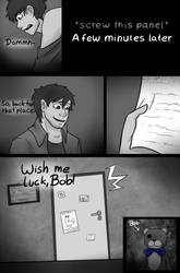 FNaF the comic [Page 9] by CreepyCheeseCookie