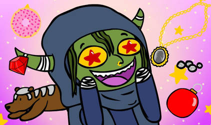 ANIMATION: Nott the Collector- Critical Role by Dogtorwho