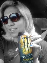 Monster Energy Drink Pride by neoblonde-hustler64