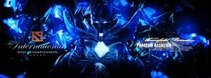Phantom Assassin Arcana by AKurniawanN
