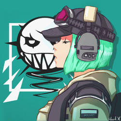 Ela (Fan Art) by GhostGAMER37