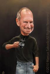 Steve Jobs iCup by Jubhubmubfub
