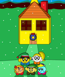 Merry Christmas ^^ by StarWarriorJian