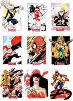 Women of Marvel 01 by Cinar