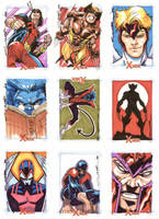 X-Men Archives 03 by Cinar