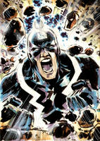 Sketch 27: Blackbolt by Cinar