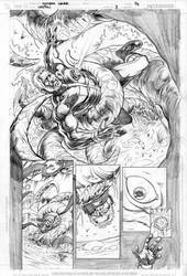 Legion Issue 3 p.14 by Cinar
