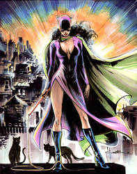 Catwoman Classic by Cinar