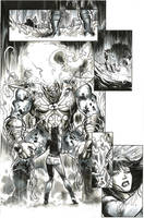 Firestorm 2 page 1 by Cinar