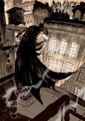 Detective on the track by Cinar