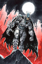 Cyber Batman by Cinar