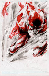 The Flash by Cinar
